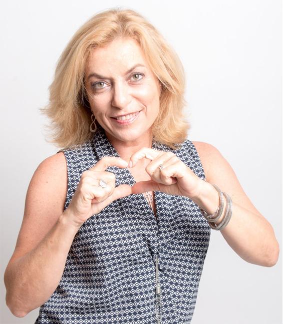 אורלי בר-קימה אימון אישי לנשים