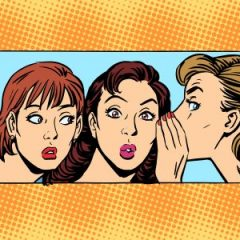 5 סיבות למה כדאי להפסיק לרכל?